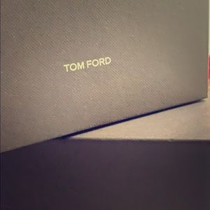 6 Tom Ford Sunglasses Boxes